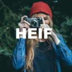 Что такое расширение HEIF