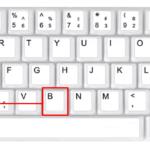 Win+Ctrl+Shift+B — сочетание клавиш для перезагрузки видеодрайвера